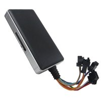 Wholesale Realtime Gloabal GPS Vehicle Tracker GSM GPRS GPS Locator SOS Geofence movement Vibration alarm Anti Theft alarm GT06N Motorcycle Car