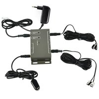 Wholesale New Infrared Repeater System IR Remote Extender Emitters Receiver