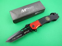 Wholesale D193 outdoor folding knife camping knife tools