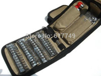 Wholesale 2015 New Stainless Steel Composite Outdoor Canvas Electrical Tool Bags Bag Multifunction Cutters Screwdriver Set Electrician order lt no tra