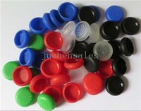 Wholesale TPU Replacement Silicone Analog Controller Joystick Grips Caps Thumb Stick Covers For Xbox One Game Controllers