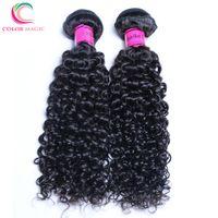 afro weave styles - Star Style Hair Brazilian Virgin Hair Kinky Curly Bundles A Brazilian Jerry Curl Virgin Hair Afro Kinky Curly Hair Extensions