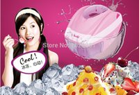 Wholesale Portable automatic electric ice crusher for home use ice shaver machine ml for cocktail Frappe ice slush maker