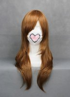 bianchi size - gt gt cm Curly Brown Bianchi HitmanReborn Cosplay Wig