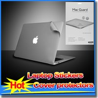 Wholesale 2015 Laptop Stickers Cover protectors for Apple Macbook AIR Protectors for for macbook air pro Retina