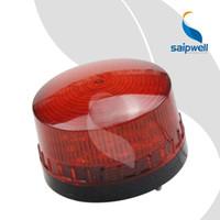 ac fire alarm - IP54 V AC DC waterproof led indicator traffic light red fire emergency signal alarm screw fixed