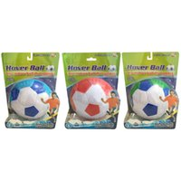 foam balls - Hover Ball Mini Indoor Semicircle Soccker Ball Toys Kids Indoor Football Kids Safe Soft Gliding Floating Foam Soccer