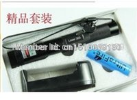 Wholesale Super green laser high power nm m focusable green laser pointer burning torch
