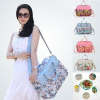 Wholesale Fashion MultiColored Tote Nappy Bags Cross body Multifunctional Mummy Bags Maternity Shoulder Diaper Bags Types Baby Bag