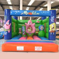 inflatable bouncer - AOQI amusement park equipment Inflatable bouncer combos inflatable bouncer castle inflatable jumping bouncer for children for sale