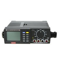 bench top dmm - MASTECH MS8040 True RMS DMM Bench Top Multimeters Counts Auto Ranging w Cap Freq Temperature Test Professional