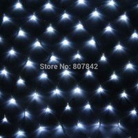 area net - Miyole LEDs m m Area Xmas IP65 LED Net String Lights For Fairy Wedding Party Decor EU Plug V Display LED Web Light