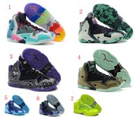 Wholesale colors new mens cheap name brand what the lebron XI BHM Galaxy All star as Championship shoes sneakers for sale
