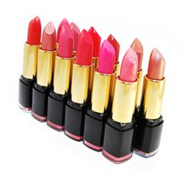 Wholesale Women fashion brand lipstick Beyond fashion color does not fade cosmetics plant lipstick good supply PartyQueen