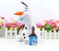 Wholesale Cartoon frozen DVD movies Player Frozen or olaf for Children DHL