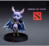 Wholesale Cute Q Dota Game Queen of Pain Akasha Collection Action Figures Model Gift