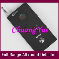 Wholesale Brand New CC308 Little Angel multifunctional bug detector hidden camera detector lens detector