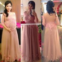 Wholesale Pregnant Evening Dress - Buy Cheap Pregnant Evening ...