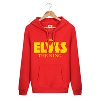 band hoodie - Hooded Pullover ELVIS PRESLEY Rock Band Brand Hip Hop Spring Autumn Winter Hoodies Men Cotton Sports Sweatshirts