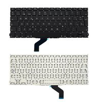 Wholesale Laptop Spanish Keyboard without Backlit Replacement Parts for Apple Macbook Pro inch Retina A1425 Late Early A1425