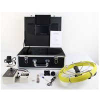 Wholesale Quality Guarantee Sewer Pipe Inspection Camera Borescope Endoscope Camera Inspect Pipelines with LEDS DM
