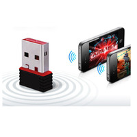 Wholesale Mini USB WiFi Wireless Adapter External Network Card Mbps Adapters n g b High quality YY10