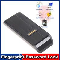 Wholesale New Security USB Biometric Fingerprint Reader Password Lock For Laptop PC Computer
