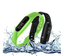 age exercise - New Arrive Fitbit E06 Smart Sports Bangle Wristwatch Exercise Tracker Sleep Monitor Tester epacket free