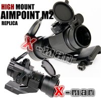aimpoint - Tactical x35mm Aimpoint M2 Red Green Dot Scope Sight Picatinny Weaver rail Mount