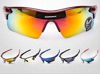 bargain - ROBESBON Bargain Price Fashion Sunglasses Men Women Cycling Eyewear Bicycle Bike Sports Protective Gear Riding Fishing Glasses Colorful