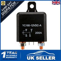 automotive relay switch - New V A Car Automotive Split Charge ON OFF Switch Relays Car Auto Boat Amp order lt no track