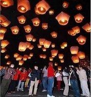 Livraison gratuite Sky lanternes, Souhaitant Lantern montgolfière Kongming chinois lanterne souhaitant lampe pour la BI