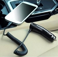 Wholesale Mini Car Charger Adapter Micro USB Cable for Samsung Galaxy S3 S4
