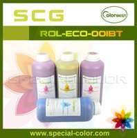 Wholesale 4pcs set ml Roland Eco sol Printer Bulk Ink from Taiwan