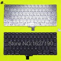 Wholesale NEW US layout Laptop Keyboard for Apple Macbook Pro Unibody A1278 MB467 Models quot For Backlit