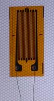 analog pressure gauges - 10PCS Foil type resistance strain gauge BX120 AA Freeshipping
