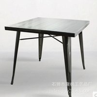 school desk and chair - The new sets of school desks and chairs the American Iron Wrought iron tables and chairs tables and chairs for children of color