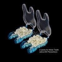 Wholesale 2 Packs Dental Temporary Crown Material For Molar Teeth Personal Oral Hygiene Dental Care Teeth Whitening