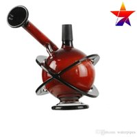 based black - 2015 bong red planet black mm joint black mouthpieces and base factory price good function