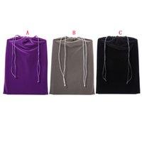 achat en gros de corde de coton pouces-Pour Marcbook Pro 13 pouces Universal Cotton Fuzzy mous internes Laptop Case Rope Colorful 50pcs Cover Skin Bag Sleeve