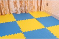 Wholesale EVA Environment Mats Children Non toxic Foam Flooring Non slip Mats cm cm