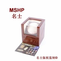 battery power supply design - Mini wooden luxury Single watch winder muliple layers of high goss piano lacquer finish Support power supply and battery design