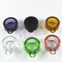 Wholesale Colorful small ashtray cant portable creative household mini ashtray fashion and personality