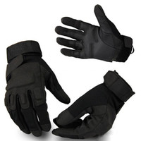 motor cycle - New Tactical Cool Weather Shooting Bike Cycling Motor Bicycle Sport Outdoor Gloves Size M L XL A01032