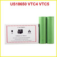 2100mAh   US18650 VTC5 2600mAh VTC4 2100mAh 3.7V Li-ion battery clone for E cigarette Manhattan King Nemesis Stingray AR Mechanical mods