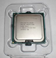 Wholesale Original INTEL Core Quad Q9650 computer Processor GHz M Cache FSB LGA775 nm W bit Quad Core CPU