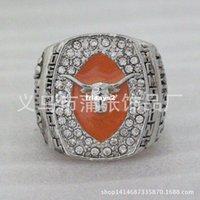 pz-0042 2005 del anillo de campeón de Texas Longhorns Rose Bowl
