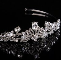 beautiful hair bands - 2015 HB0007 New Arrival Fashionable Popular Beautiful Lace Flowers Bridal Hair Accessories Hair Bands Headband