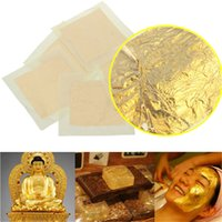 Wholesale Best price K Genuine Pure Gold Leaf Gilding Big Size cmx4 cm