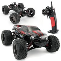 Wholesale Hot Toys km h High Speed RC Cars Bigfoot Monster WD Pickup G Remote Control Car Off road Vehicles